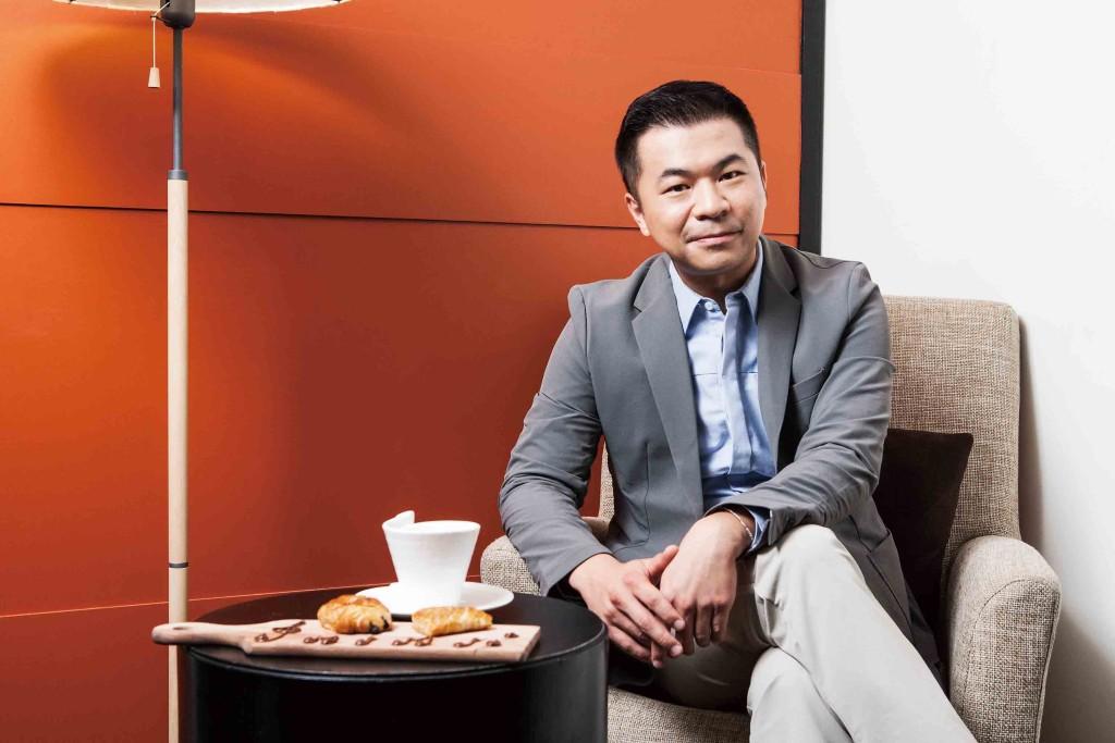 汪承緯(Sam),豐泉國際股份有限公司總經理。