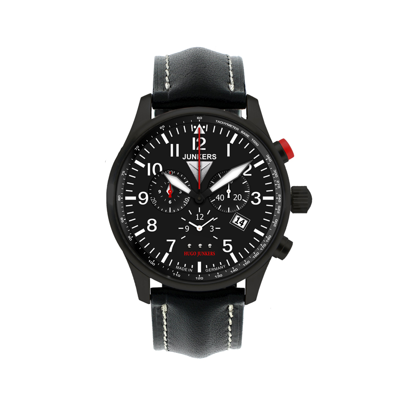 Hugo Junkers創始人同名錶款_$20,610
