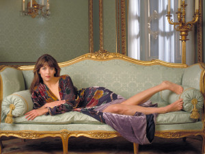 Sophie Marceau在《縱橫天下The World Is Not Enough》(1999)飾演Elektra King。