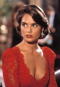 Talisa Soto在《殺人執照License To Kill》(1989)飾演Lupe Lamora。