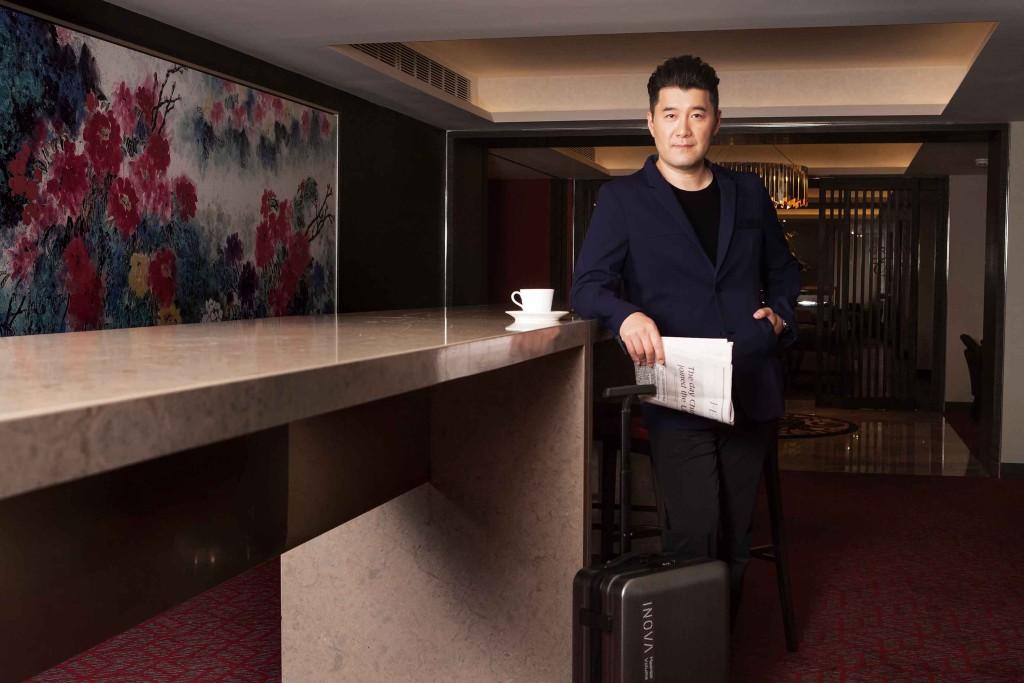 邱元逸(Michael Chiu),義大利頂級廚具品牌Berloni Asia總經理。