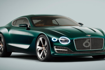 豪情四海 Bentley EXP 10 Speed 6