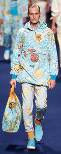 EtroMenswear Spring Summer 2015 Milan Fashion Week June 2014