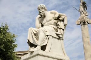 """""""Socrates, the philosopher"""""""
