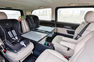 Die neue Mercedes-Benz V-Klasse, Fahrvorstellung Sylt 2014; The