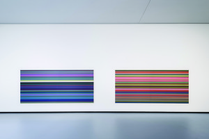 FEATURE Fondation Louis Vuitton 8 Gerhard Richter Strip (921