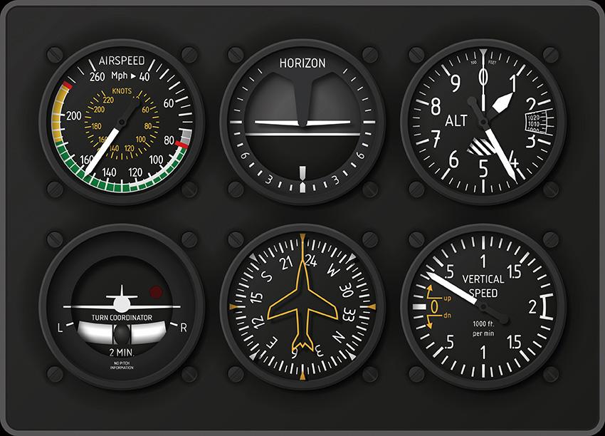 FLIGHT PANEL - 103 BB-V2