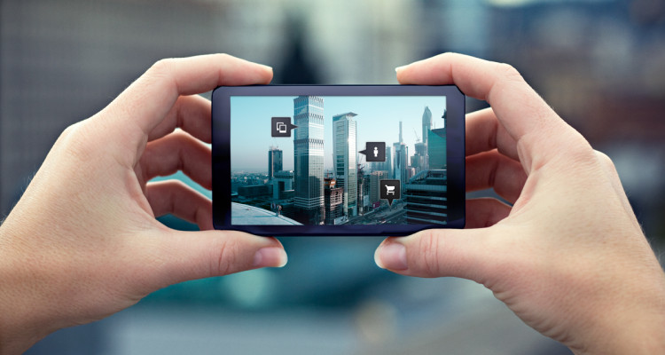 手機讓你有更多的可能,也改變你很多的生活習慣(圖片來源:Intel提供)