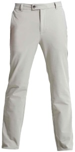 經典西裝褲合身剪裁,獨特四面彈力布料,是白領族在城市裡活躍的最佳助手,也是適合約會與騎單車上下班的完美西裝褲。 Motile Pants_$4,300 by Outerboro