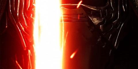 Adam Driver飾演的Kylo Ren。