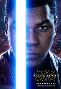 John Boyega飾演Finn。