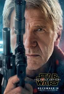 Harrison Ford飾演的Han Solo。
