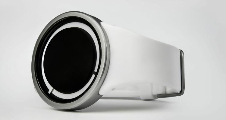 德國ZIIIRO品牌Eclipse日蝕系列設計手錶,出自設計師Robert Dabi之手。