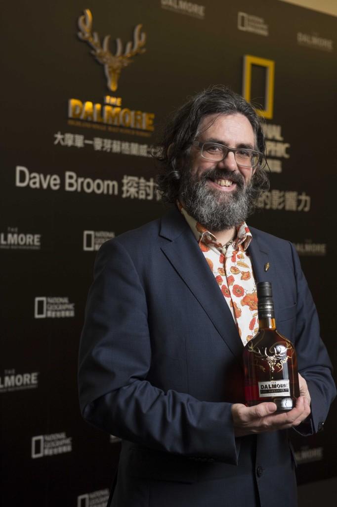 大摩單一麥芽威士忌邀請Dave Broom來台探討橡木桶為威士忌的影響_2