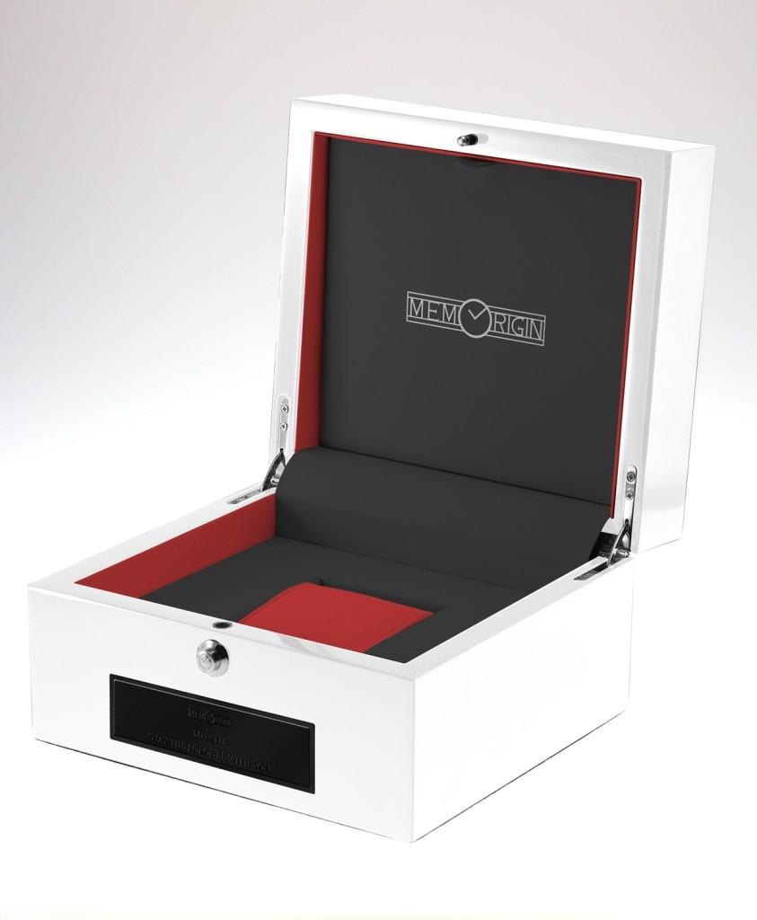 萬希泉星際大戰系列陀飛輪腕錶內錶盒圖-2