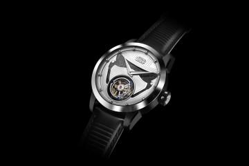 萬希泉星際大戰系列陀飛輪腕錶正面情境圖