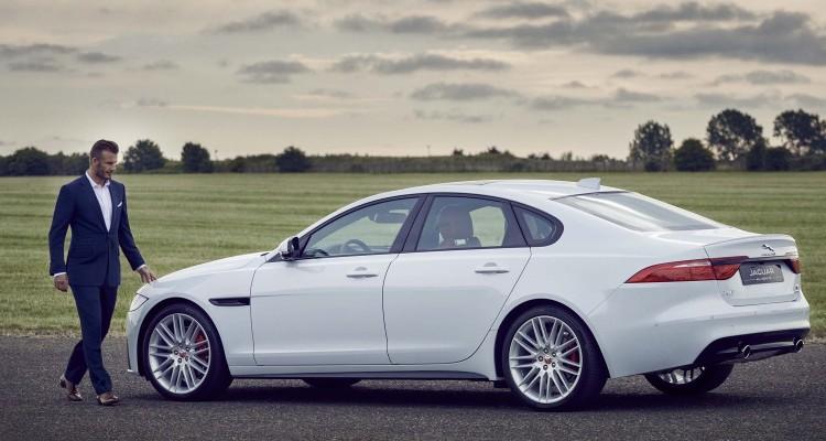 David Beckham / Jaguar Motor Cars / Brooklyn Bros.