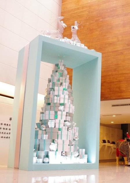 2011華碩聖誕樹(ASUS提供)