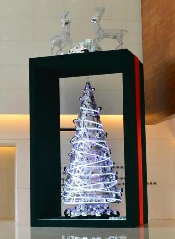2012華碩聖誕樹(ASUS提供)