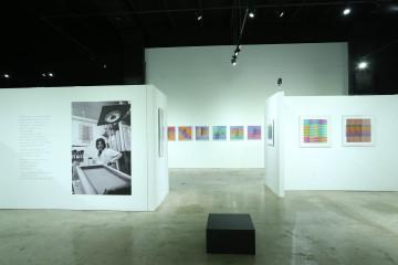HUBLOT Art Basel 藝術展Cruz-Diez色彩展覽
