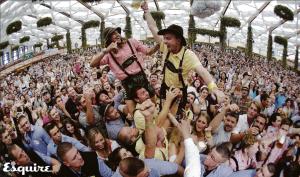 10月 巴伐利亞的微醺與狂歡