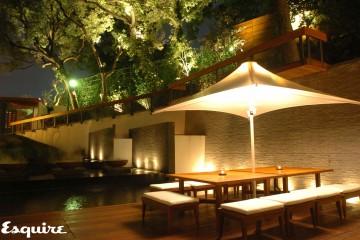 Villa32_ out door night view拷貝