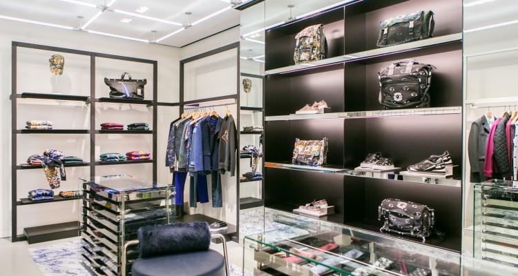 提供更舒適購物體驗空間
