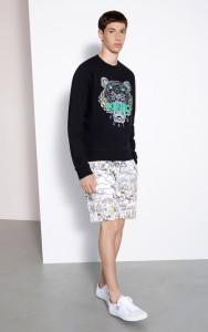經典老虎頭衛衣(原價$12,800,調價$9,800)
