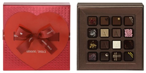 Armani Dolci V.day Collection