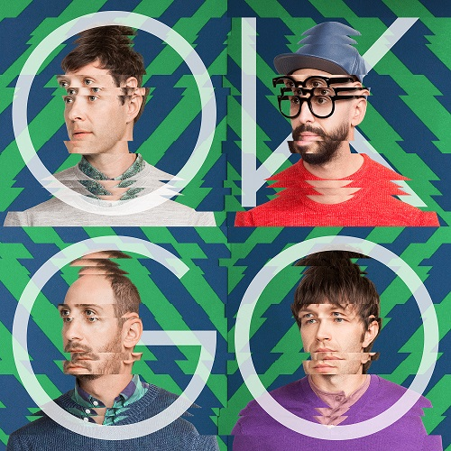 OK Go Hungry Ghosts (2014)