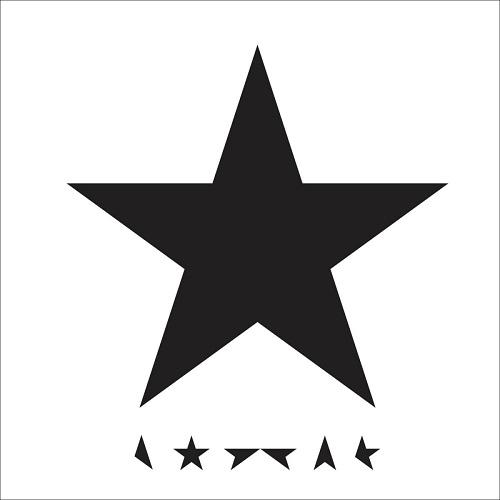 David Bowie生涯最後一張錄音室專輯《Blackstar》,索尼音樂發行。