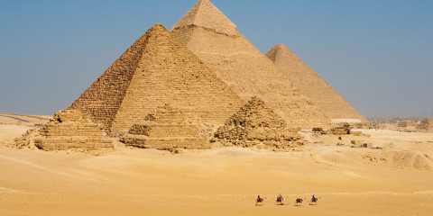 埃及_吉薩金字塔