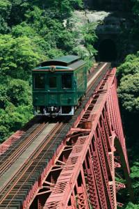 JR特急由布院之森,可樂旅遊提供。
