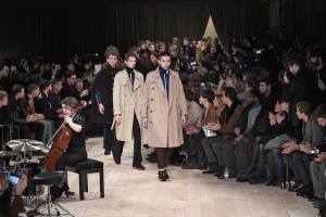 Burberry London Menswear Fall Winter 2016 January 2016