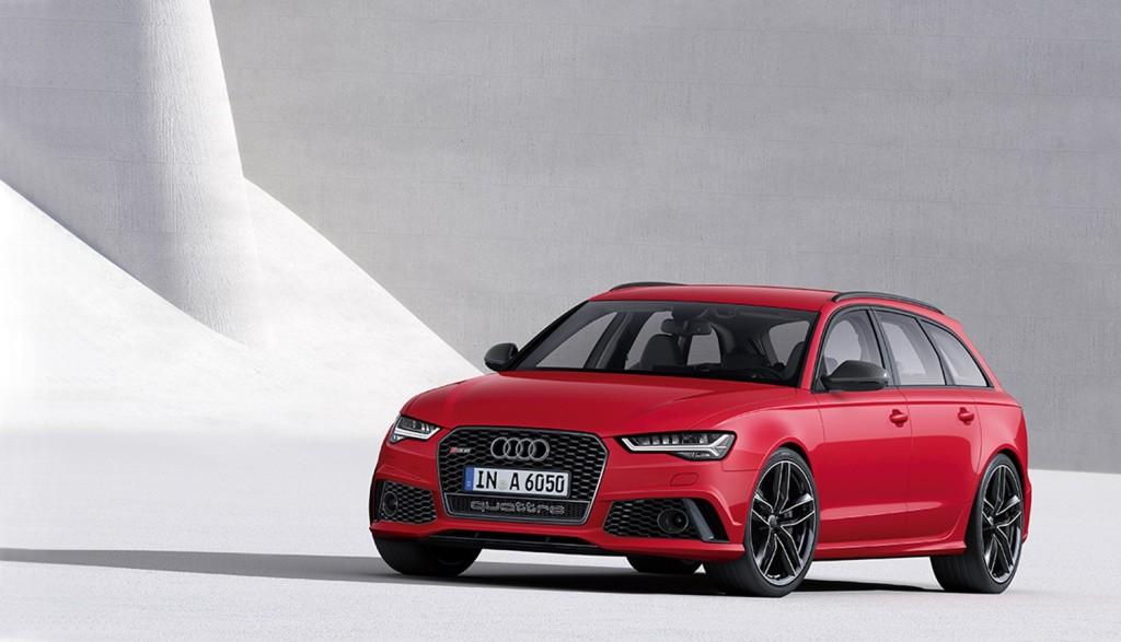 (Audi)經過調校,RS6 Avant Performance的動力從560匹提升至605匹,完成0~100km/h加速縮減為3.7秒,選配Dynamic動態套件,極速上看305km/h。