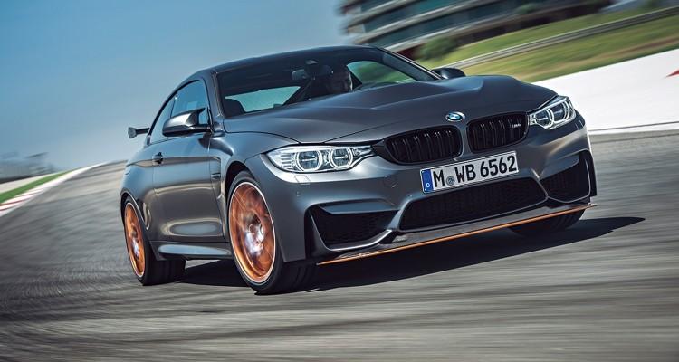 (BMW)M4 GTS 僅生產700輛,其中有300輛銷往北美市場,這是最接近廠車的M Car,快快排隊吧。