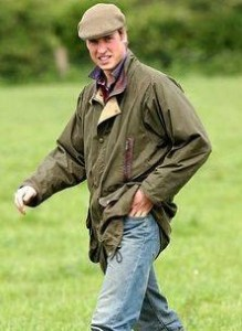 Barbour People_Prince William