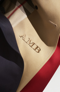 The Monogrammed Burberry Heritage Trench Coat_003