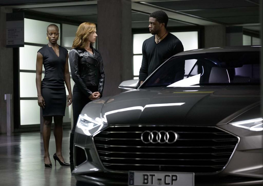 英雄聯盟即將開戰,地表最強英雄座駕Audi 全新進化車款為內戰再添戰力!