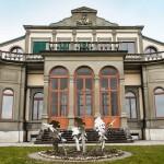 位於沙夫豪森近郊的Charlottenfels 莊園於1850 – 1854年建立, 目前為亨利•慕時家族博物館