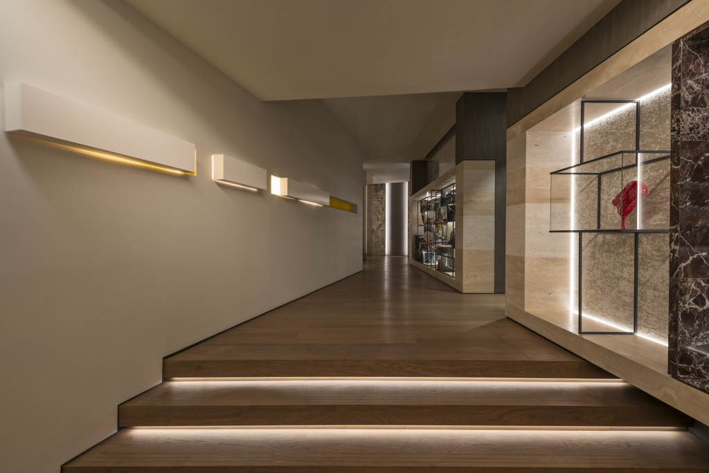 15_FENDI PRIVATE SUITES_Mario Nanni Light Installation Floor 3