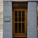 沙夫豪森市區的vordergasse 13為亨利•慕時先生故居