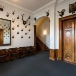 屋內保留了許多亨利•慕時先生兒子生前的收藏,包括他打獵的戰利品。這座莊園除了是慕時家族博物館,開放給民眾參觀,它也是亨利•慕時開會以及辦公司活動的場所