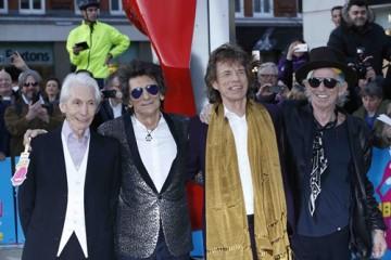 Rolling Stones 成員