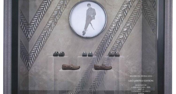 VETRINA Window frame sketch for Milan Design Week_Looking at LEO