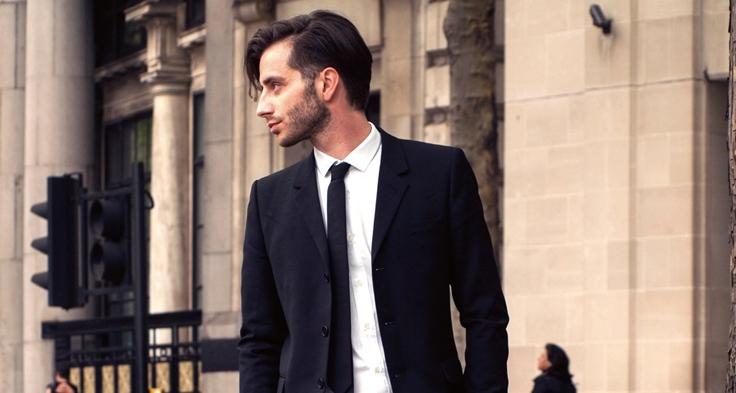 英倫紳士潮/西裝背後開岔有沒有差?