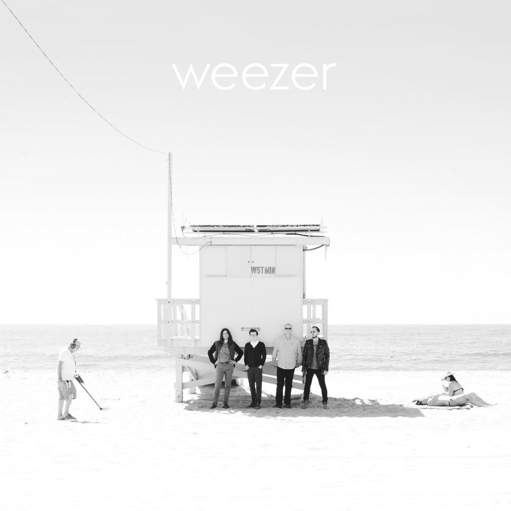 Weezer《Weezer》(White Album),華納音樂發行。