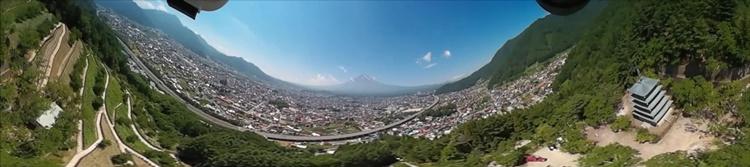 真4K影像, 高畫質 打造360度全景攝影體驗