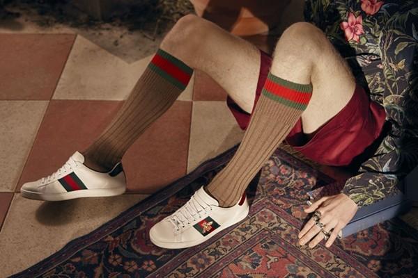 Gucci ACE 運動鞋 (2)