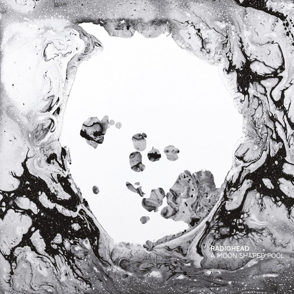 Radiohead《A Moon Shaped Pool》,映象唱片發行。